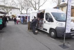 LP AFFUTAGES atelier mobile d_affutage sur le marché de Chassieu tous les mercredis matin
