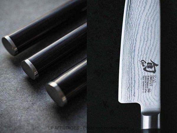 Couteaux KAI SHUN DAMAS